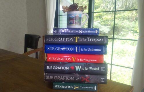 SからYまで7冊は著者の新しいスタイルで書かれる