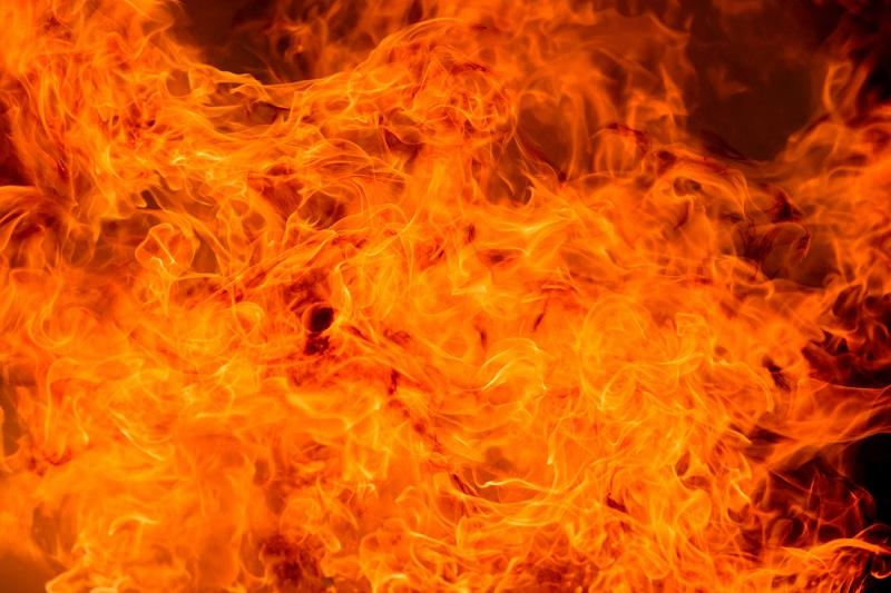 悪を焼き尽くす業火。